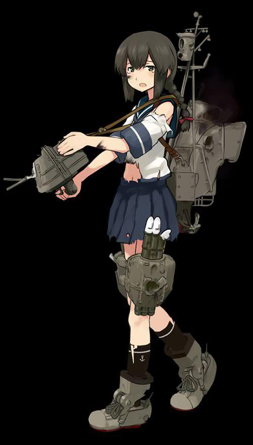 DD Isonami 012 Full Damaged