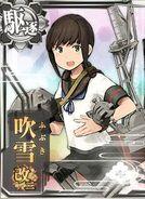 DD Fubuki Kai Ni 426 Card