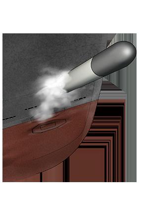 53cm Bow (Oxygen) Torpedo Mount 067 Equipment