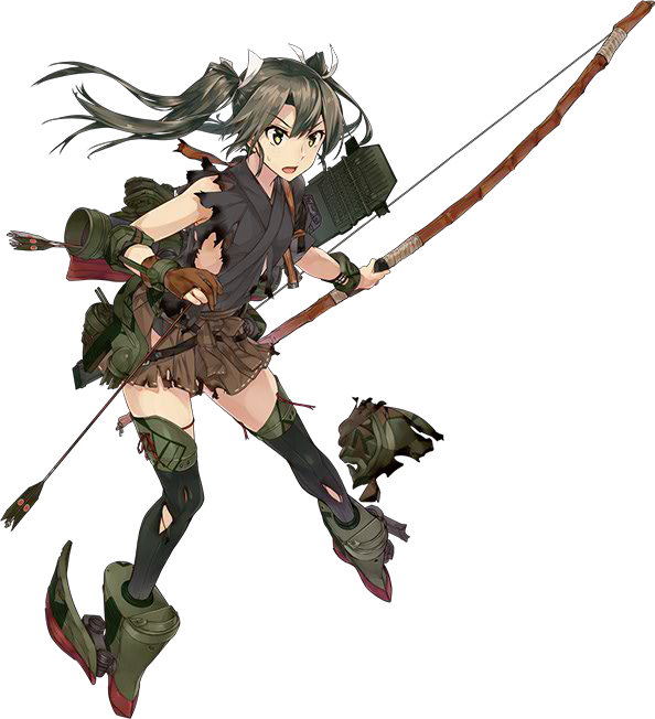 CV Zuikaku Kai Ni 462 Full Damaged