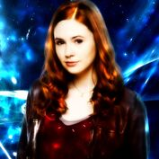 Shining Like A Star Amy Pond by Poison Bacon