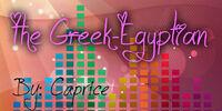 The Greek-Egyptian