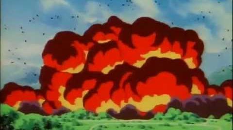 Burst Flare 裂火球 バースト・フレア