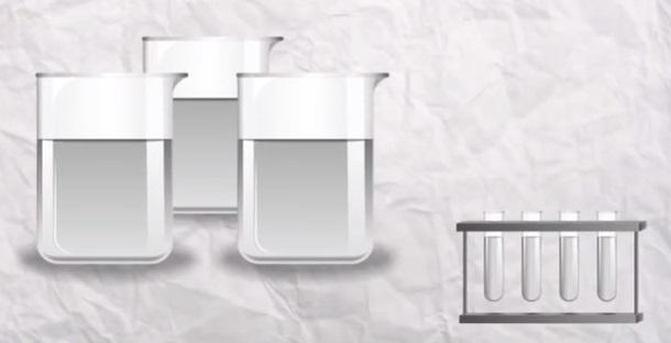 File:Beakers to test tubes.jpg