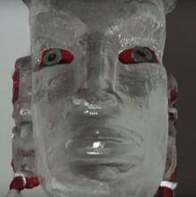 Oceania maori face