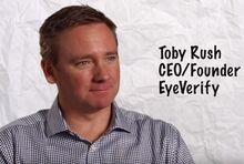 Toby Rush EyeVerify