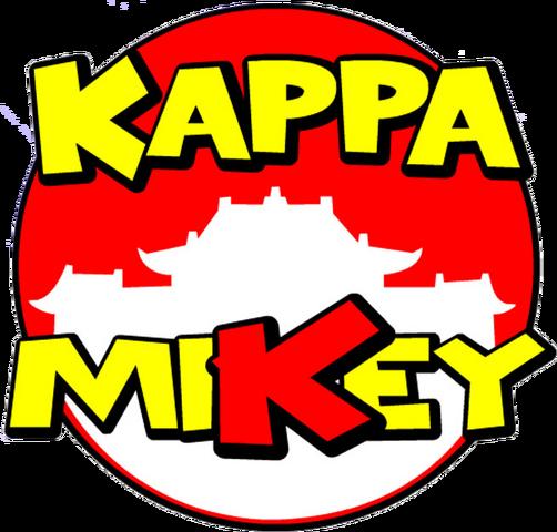 File:Kappa Mikey logo.png