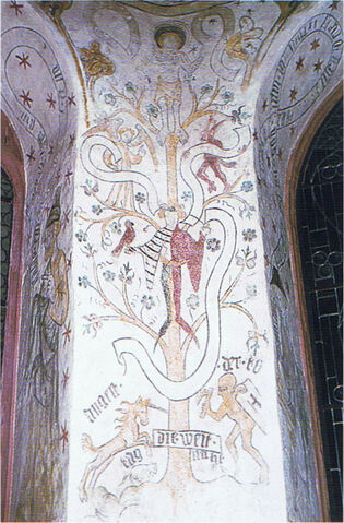 File:Barlaam & Ioasaph - Allegory of the man in the tree Bischoffingen.jpg