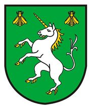 Gmina Jednorożec coat of arms