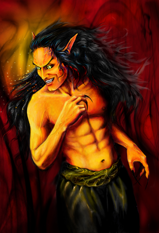 File:Ifrit no flames version by yuhime.png