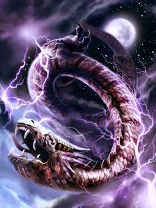 Storm dragon by jrcoffroniii-d58wogk