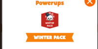 Winter Pack (Powerup)