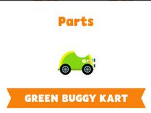 Green Buggy Kart