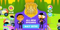 Pose As Odd Squad Agents! (KK blog post)