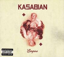 Empire CD Single (Europe) - 1