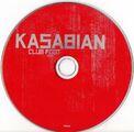 Club Foot Promo CD (PARADISE05) - 3