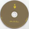 Shoot The Runner Promo CD (PARADISE42) - 2