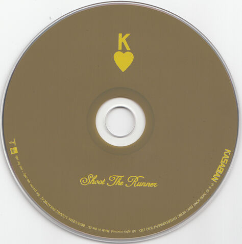 File:Shoot The Runner Promo CD (PARADISE42) - 2.jpg