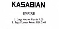 Empire (Jagz Kooner Remixes) Promo CD-R