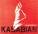 Club Foot EP (Europe) - 1