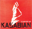 Club Foot EP (Europe)