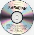Kasabian Album Promo CD (PARADISE12) - 2