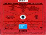 West Ryder Pauper Lunatic Asylum CDDVD Tour Edition (PARADISE67) - 4