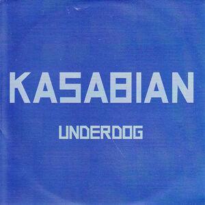 Underdog Blue Promo CD - 1