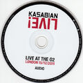 Live At The O2 DVDCD (PARADISE85) - 5