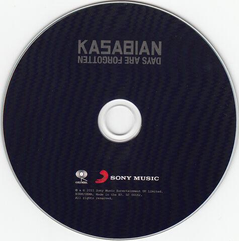 File:Days Are Forgotten Promo CD (PARADISE67) - 2.jpg