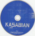 L.S.F. (Lost Souls Forever) Maxi CD Single (PARADISE14) - 2