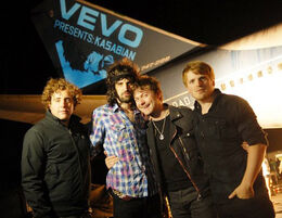 VEVO Presents Kasabian