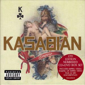 Empire CDDVD Album (PARADISE39) - 1