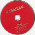 Fire Promo CD - 2