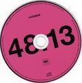 4813 CD Album (Japan) - 4