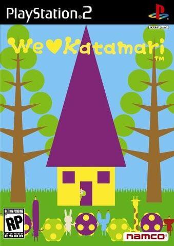 File:We Love Katamari Cover Art.jpg