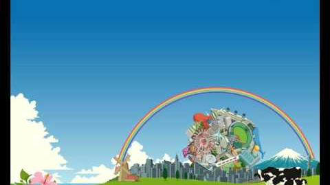 Katamari Damacy - Katamari on the Rocks