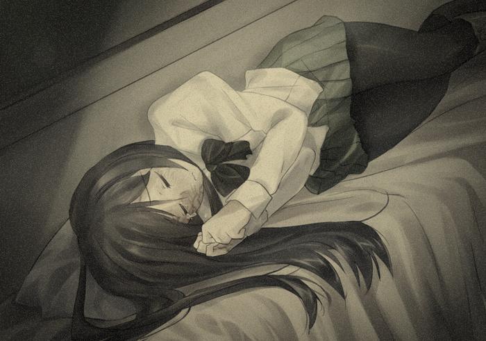 Hisao's image of Hanako
