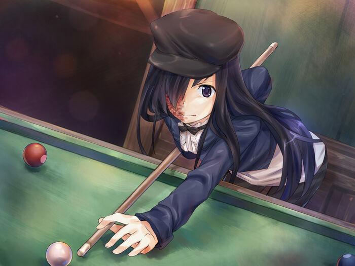 Hanako billiards serious