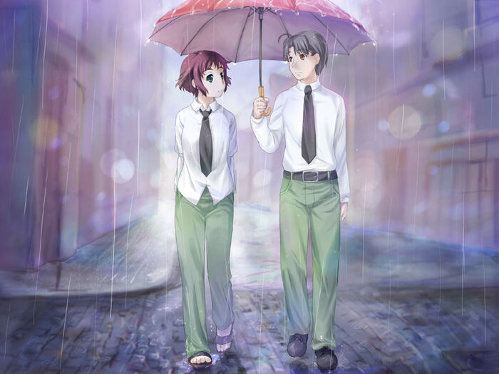Rin rain towards
