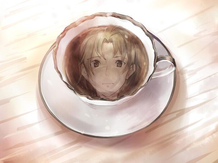 Hisao teacup