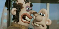 Katie, Emily, Wallace and Gromit : Crazy Victor