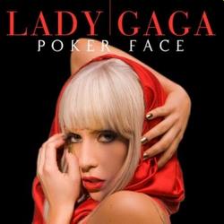 Poker Face single cover
