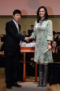 China National Orchestra Welcomes Katy Perry 3