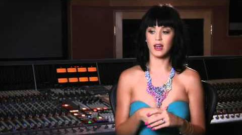 "Katy Perry talks ""Circle the Drain"""