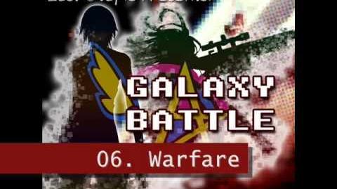 Crossfade Demo Galaxy Battle Chiptune Experimental