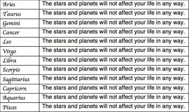 File:Most Accurate Horoscope Ever.jpg