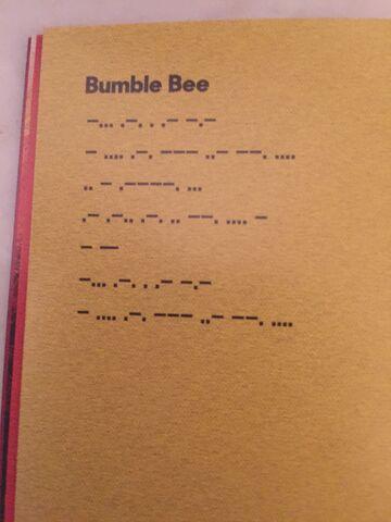 File:Zedd - Bumble Bee (Morse Code lyrics).jpg