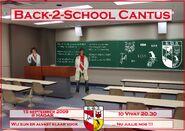 Back-2-School Cantus 2009