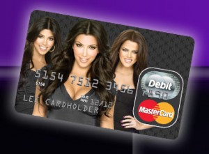 Kardashian Prepaid Card